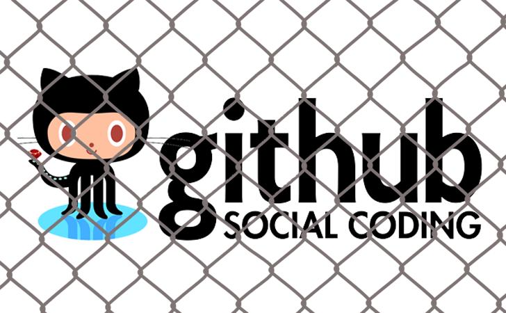الهند تحظر مجموعة من مواقع الانترنت بما فيها github